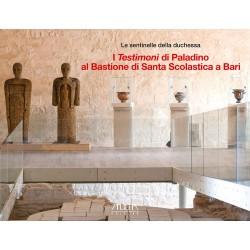 """Le sentinelle della duchessa. I """"Testimoni"""" di Paladino al Bastione di Santa Scolastica a Bari"""