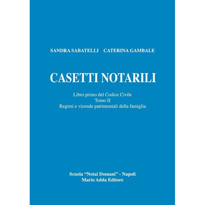 Casetti notarili