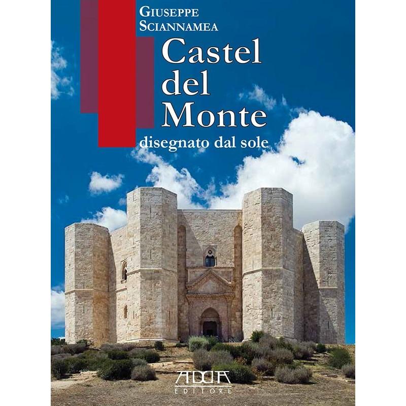 Castel del Monte disegnato dal sole