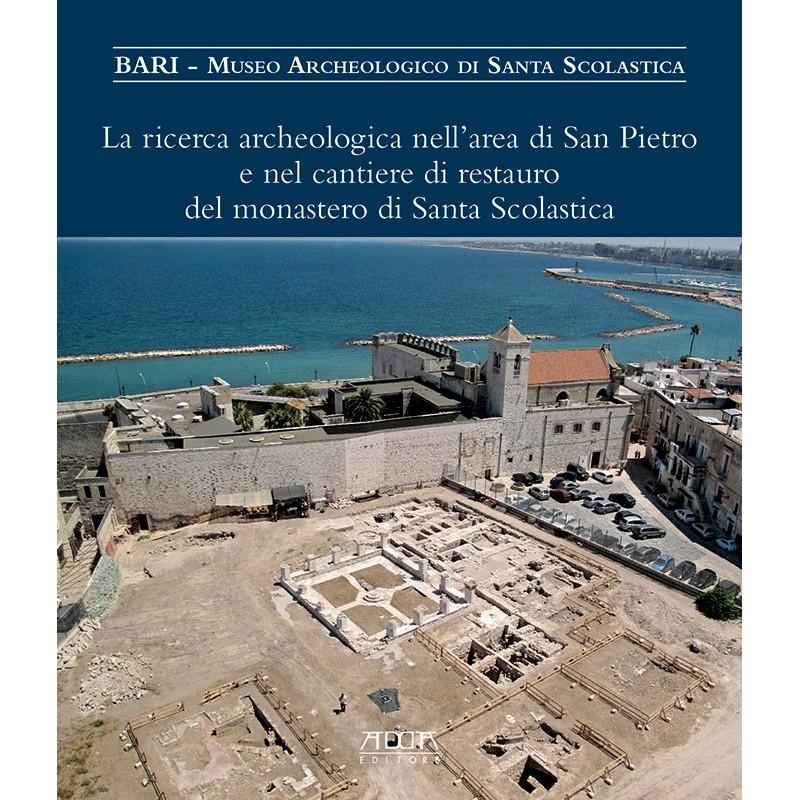 La ricerca archeologica nell'area di San Pietro e nel cantiere di restauro del monastero di Santa Scolastica