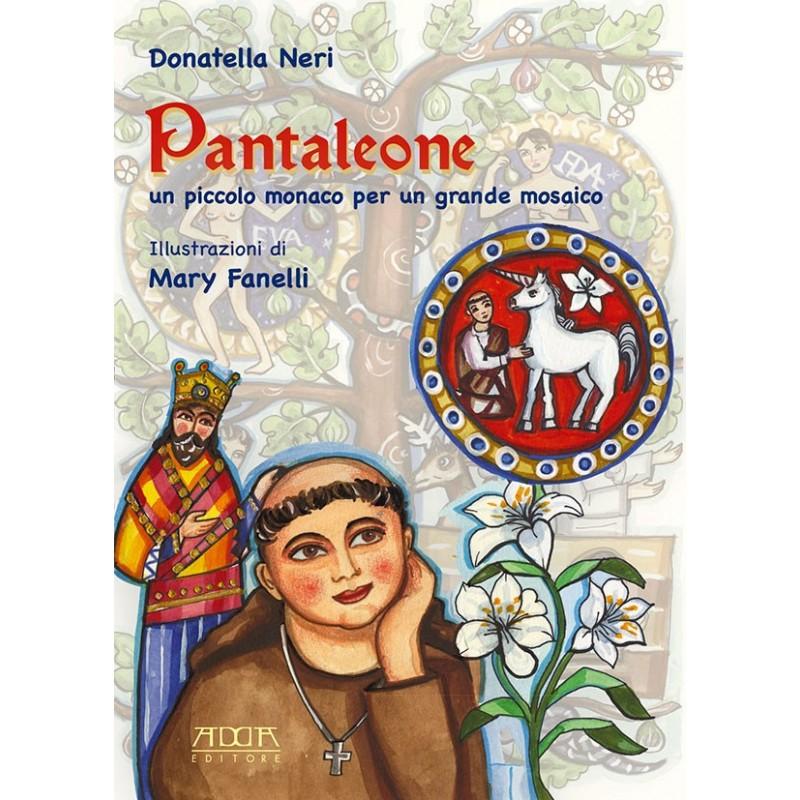 Pantaleone un piccolo monaco per un grande mosaico