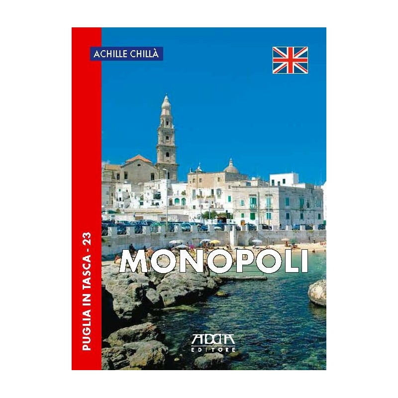 Monopoli. Tourist guide