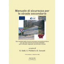 Manuale di sicurezza per le strade secondarie