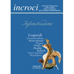 Infinitudine - incroci n. 39