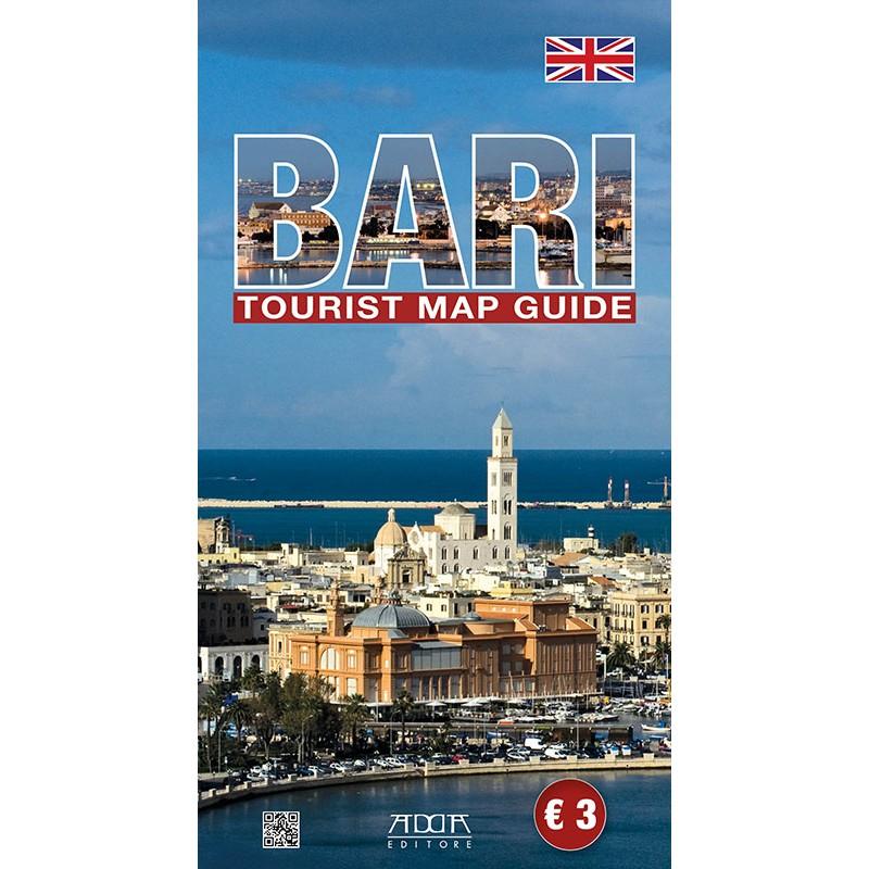 Bari - Tourist Map Guide