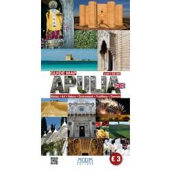 Apulia - Guide map