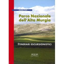 Parco Nazionale dell'Alta Murgia. Itinerari escursionistici