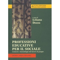 Professioni educative per il sociale