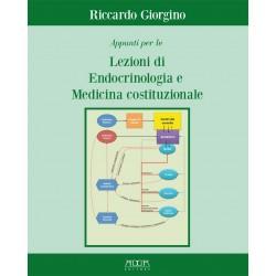 Lezioni di Endocrinologia e Medicina costituzionale. Appunti